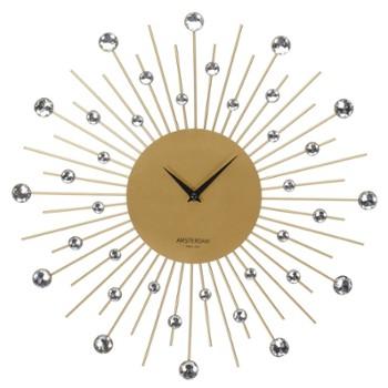zegar-scienny-z-diamentami-zloty-44-cm